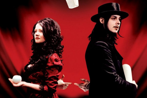 The White Stripes photographed by Autumn De Wilde