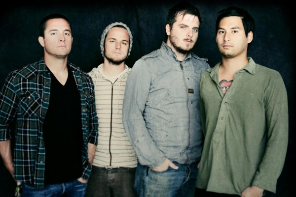 Thrice photographed by Jonathan Weiner