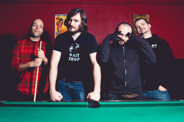 Torche photographed by Janette Valentine
