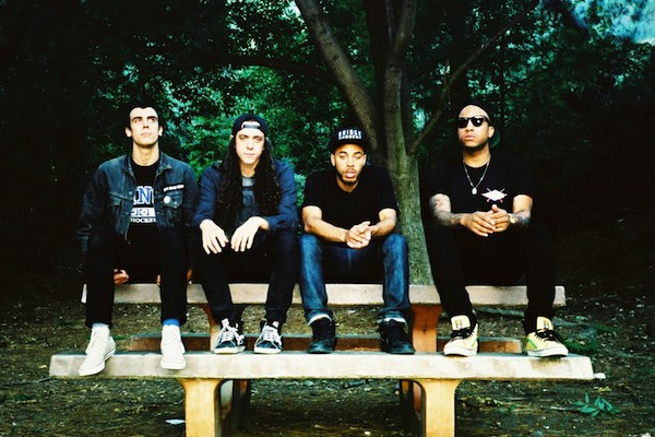 Trash Talk photographed by Alex Demora