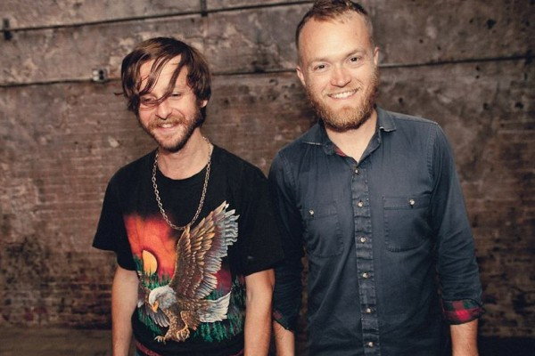 Two Gallants photographed by Eric Ryan Anderson