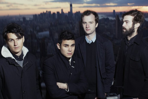 Vampire Weekend photographed by Esther White