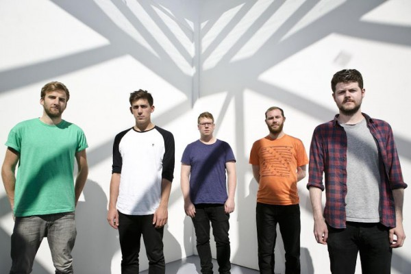 We Were Promised Jetpacks photographed by Eoin Carey