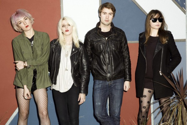 White Lung photographed by Piper Ferguson