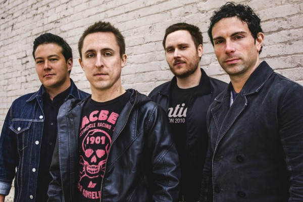 Yellowcard photographed by Katie Hovland