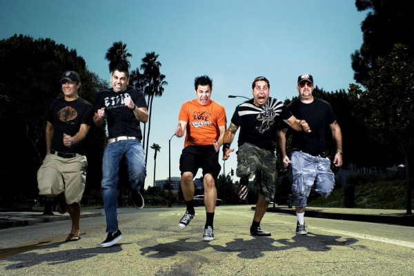 Zebrahead photographed by Jillian Francois