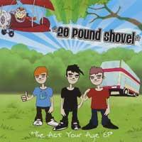 20 Pound Shovel - Act Your Age (Cover Artwork)