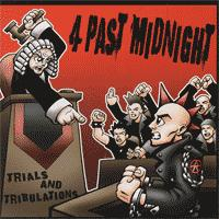 4 Past Midnight - Trials and Tribulations (Cover Artwork)