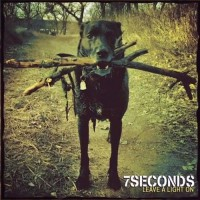 7 Seconds - Leave A Light On (Cover Artwork)