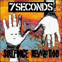 7 Seconds - Soulforce Revolution (Cover Artwork)