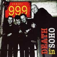 999 - Death in Soho (Cover Artwork)