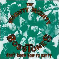 The Mighty Mighty Bosstones - Don't Know How To Party (Cover Artwork)