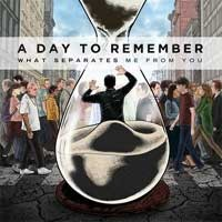 A Day to Remember - What Separates Me from You (Cover Artwork)