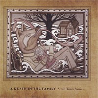 A Death in the Family - Small Town Stories (Cover Artwork)