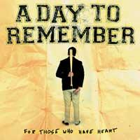 A Day to Remember - For Those Who Have Heart (Cover Artwork)