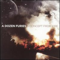 A Dozen Furies - A Concept from Fire (Cover Artwork)
