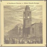A Northern Chorus - Bitter Hands Resign (Cover Artwork)