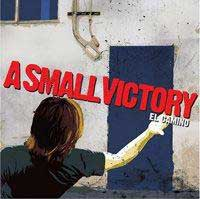 A Small Victory - El Camino (Cover Artwork)
