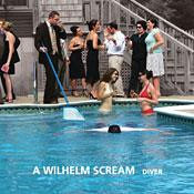 A Wilhelm Scream - Diver [7 inch] (Cover Artwork)