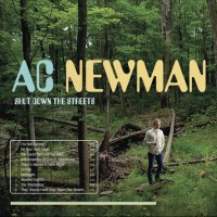 A.C. Newman - Shut Down the Streets (Cover Artwork)