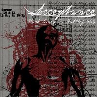 Acceptance - Black Lines To Battlefields (Cover Artwork)