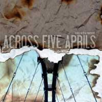 Across Five Aprils - Living In The Moment (Cover Artwork)