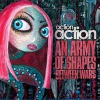 Action Action - An Army of Shapes Between Wars (Cover Artwork)
