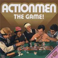 Actionmen - The Game (Cover Artwork)
