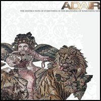 Adair - The Destruction of Everything Is the Beginning of Something New (Cover Artwork)