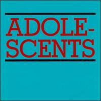 Adolescents - Adolescents (Cover Artwork)