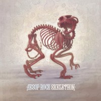 Aesop Rock - Skelethon (Cover Artwork)
