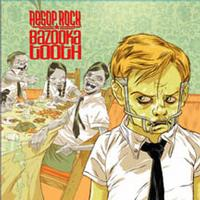 Aesop Rock - Bazookatooth (Cover Artwork)