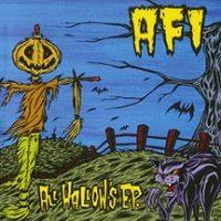 AFI - All Hallows EP (Cover Artwork)