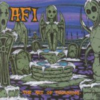 AFI - The Art Of Drowning (Cover Artwork)