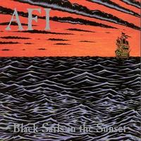AFI - Black Sails In The Sunset (Cover Artwork)