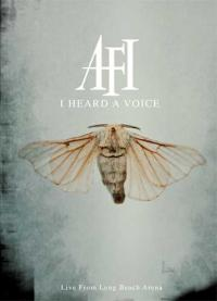 AFI - I Heard a Voice DVD (Cover Artwork)