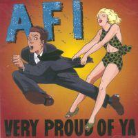 AFI - Very Proud of Ya (Cover Artwork)