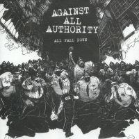 Against All Authority - All Fall Down (Cover Artwork)