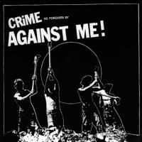 Against Me! - Crime as Forgiven By (Cover Artwork)