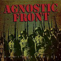 Agnostic Front - Another Voice (Cover Artwork)