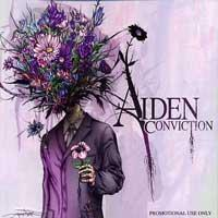 Aiden - Conviction (Cover Artwork)