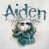 Aiden - Nightmare Anatomy (Cover Artwork)