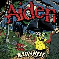 Aiden - Rain in Hell [EP/DVD] (Cover Artwork)