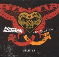 Alexisonfire / Moneen - Split (Cover Artwork)