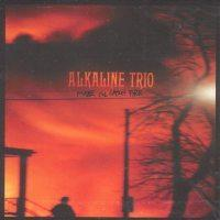 Alkaline Trio - Maybe I'll Catch Fire (Cover Artwork)