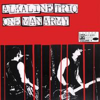 Alkaline Trio / One Man Army - BYO Split Series Volume 5 (Cover Artwork)