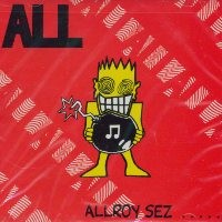 All - Allroy Sez (Cover Artwork)
