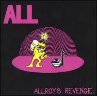 ALL - Allroy's Revenge. (Cover Artwork)