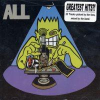 ALL - Greatest Hits (Cover Artwork)