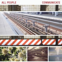 All People - Communicate [EP] (Cover Artwork)
